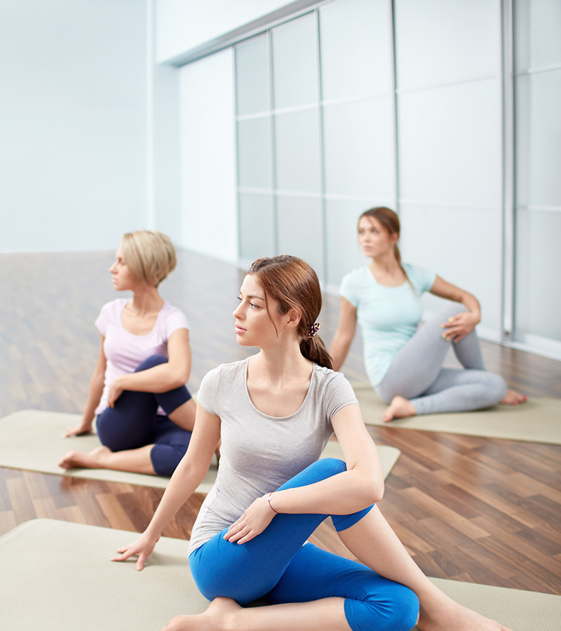 Yoga Instructors Mobile - WellBeing Insurance