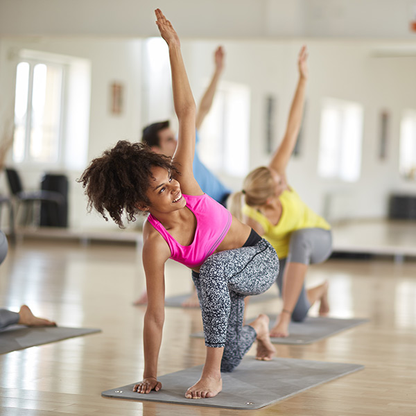 Wellbeing insurance - yoga instructors